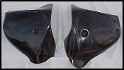 BSA side covers - BSASCA