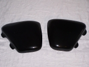Triumph Boneville Retro side covers - TRISCC